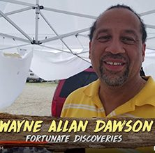 FD designer Wayne Allan Dawson on Rockhounding USA's YouTube channel