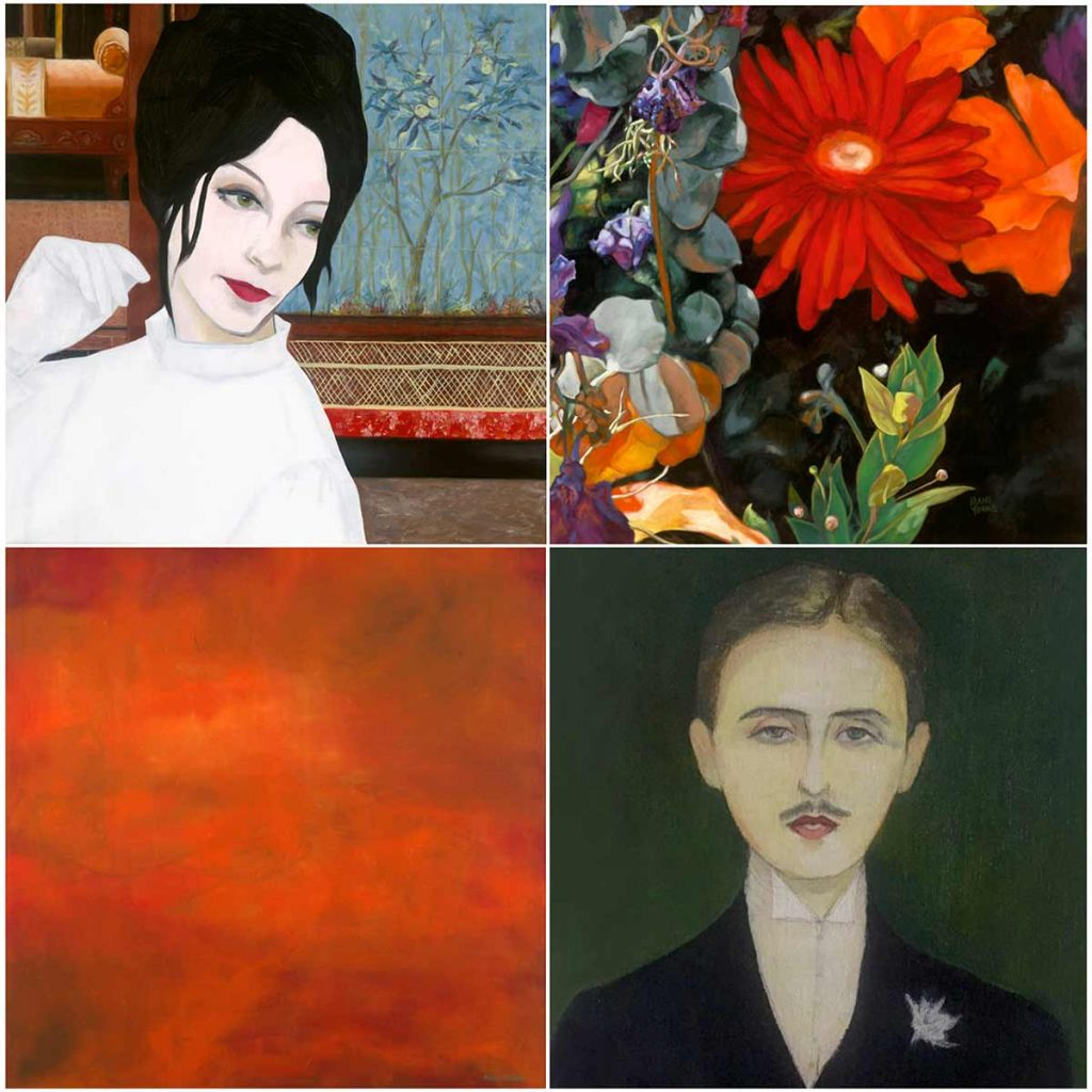 rani young painter fortunate discoveries