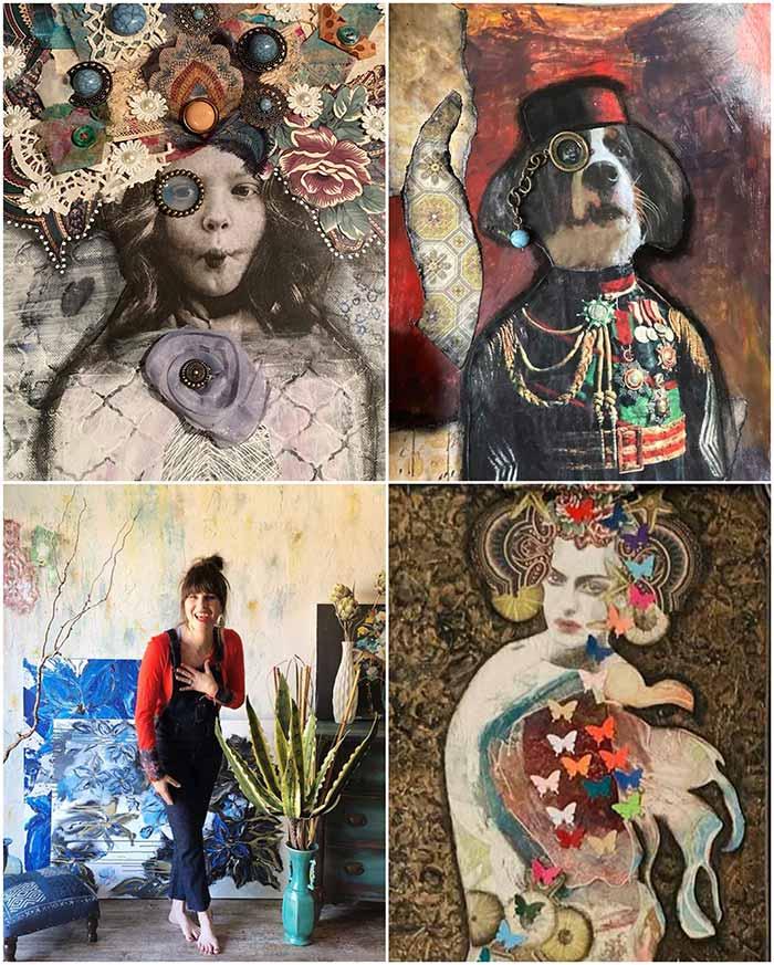 Magdalena Kranc Velazquez art chicago art fortunate discoveries